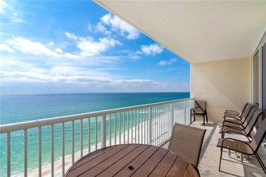 Majestic 1206 East - Tower Ii, 3 Bedroom, Beachfront, Wi-fi, Pool, Sleeps 8