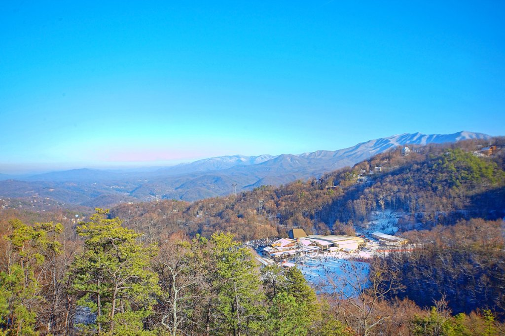 Photo of a Gatlinburg Cabin named Hawks Vue - This is the twenty-ninth photo in the set.