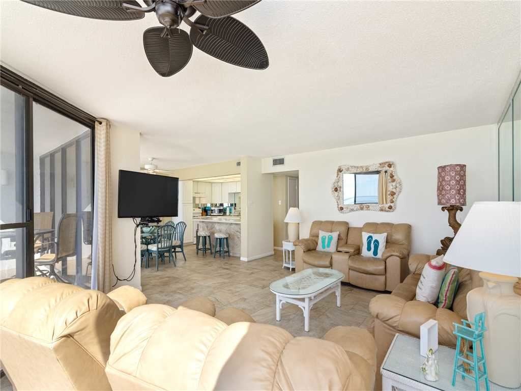 Photo of a Panama City Beach Condo named Edgewater Leeward 406 - This is the fourth photo in the set.