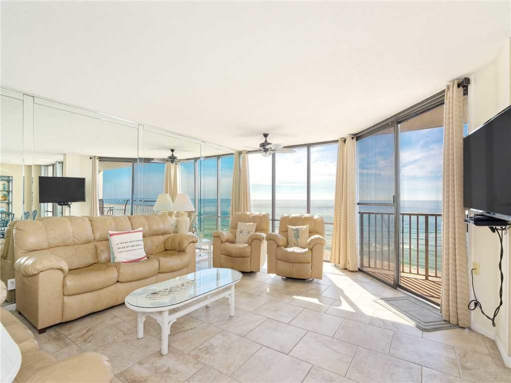 Photo of a Panama City Beach Condo named Edgewater Leeward 406 - This is the second photo in the set.