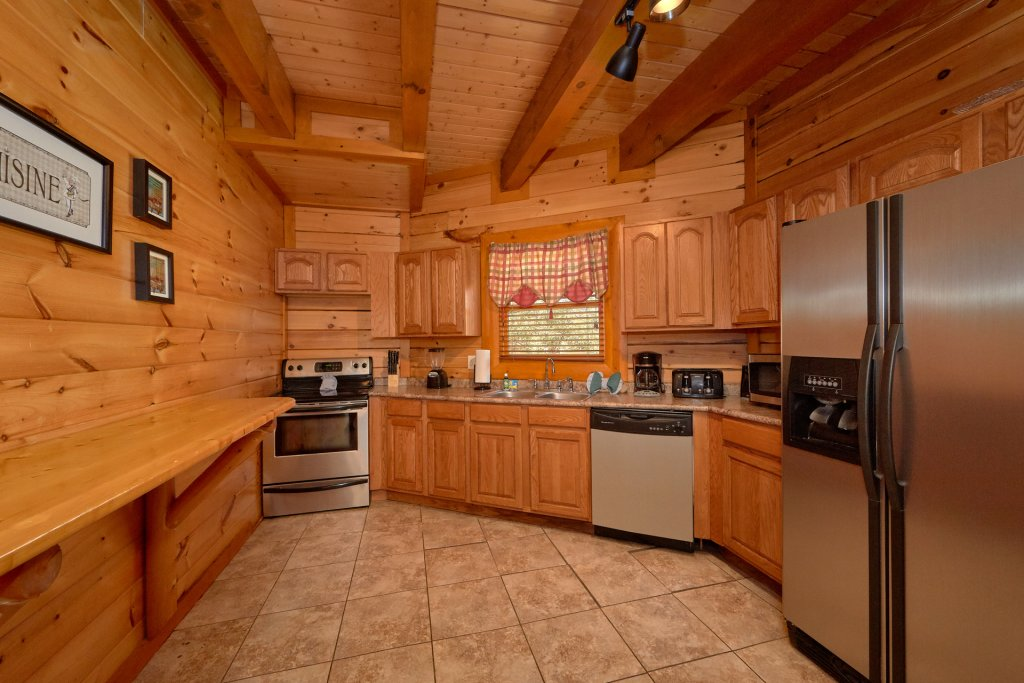 Photo of a Gatlinburg Cabin named Indoor Pool Beauty - This is the eighth photo in the set.