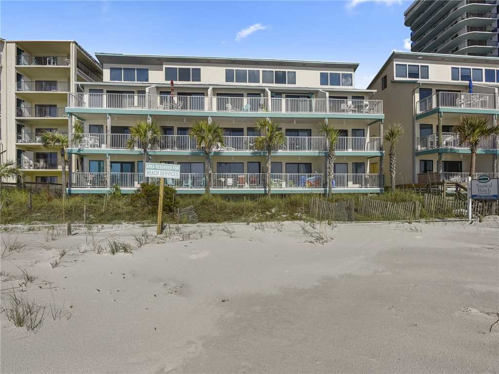 Photo of a Panama City Beach Condo named Nautical Watch B-8 - This is the twenty-fourth photo in the set.