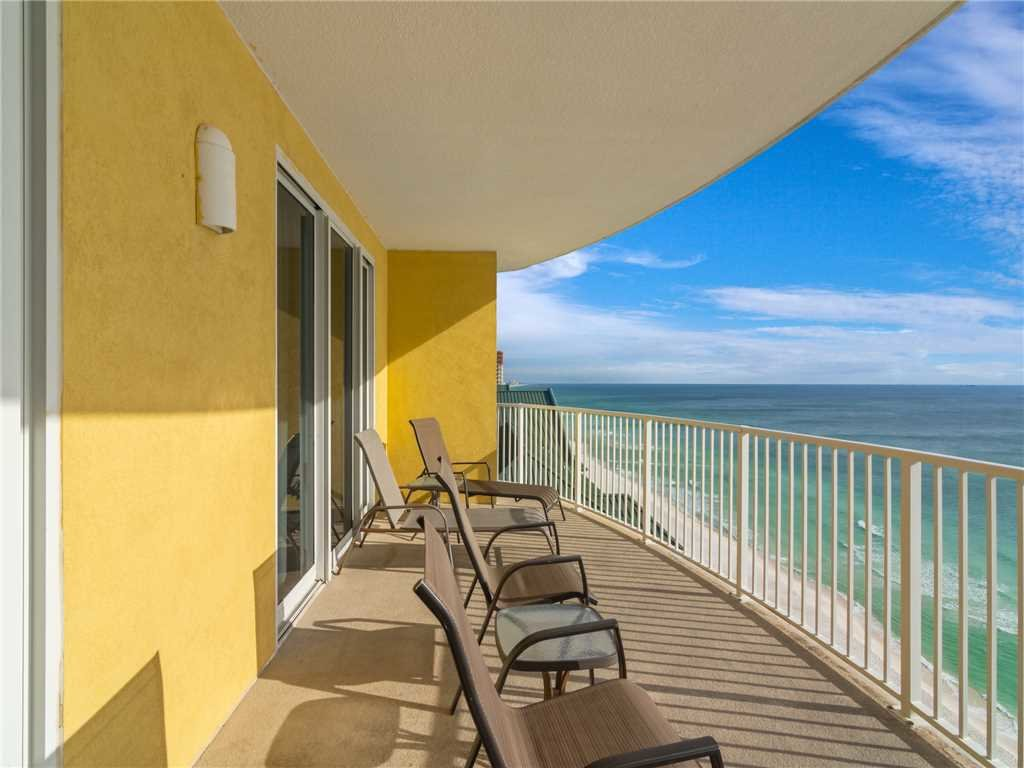 Photo of a Panama City Beach Condo named Twin Palms 1805 - This is the first photo in the set.