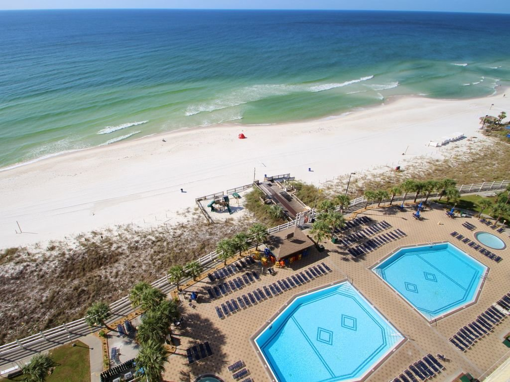 Photo of a Panama City Beach Condo named Summit 1511 - This is the twenty-sixth photo in the set.