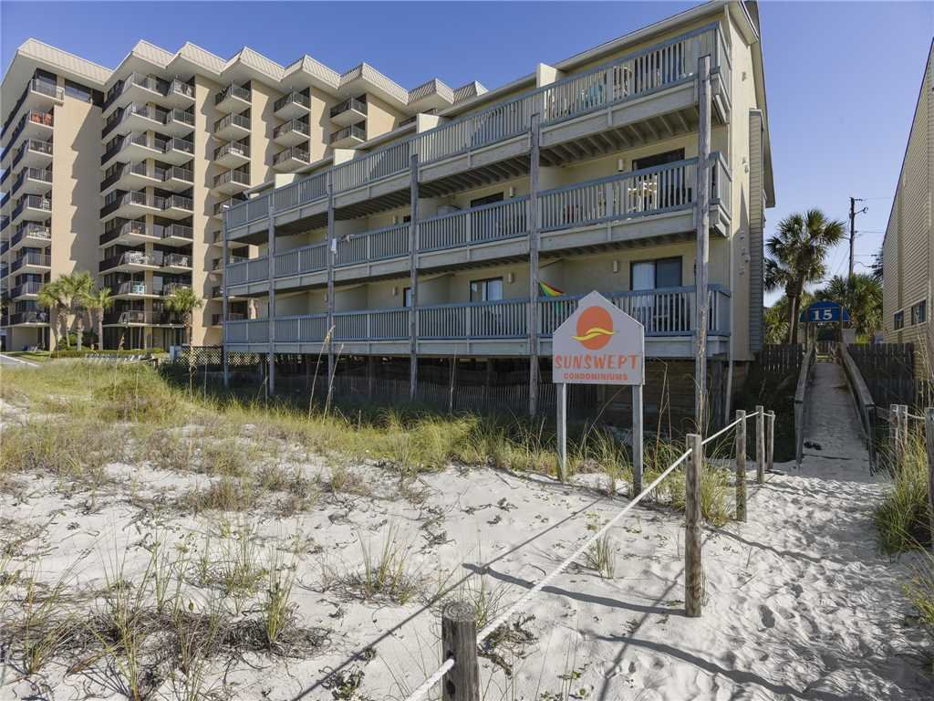 Photo of a Panama City Beach Condo named Sunswept 109 - This is the twenty-second photo in the set.