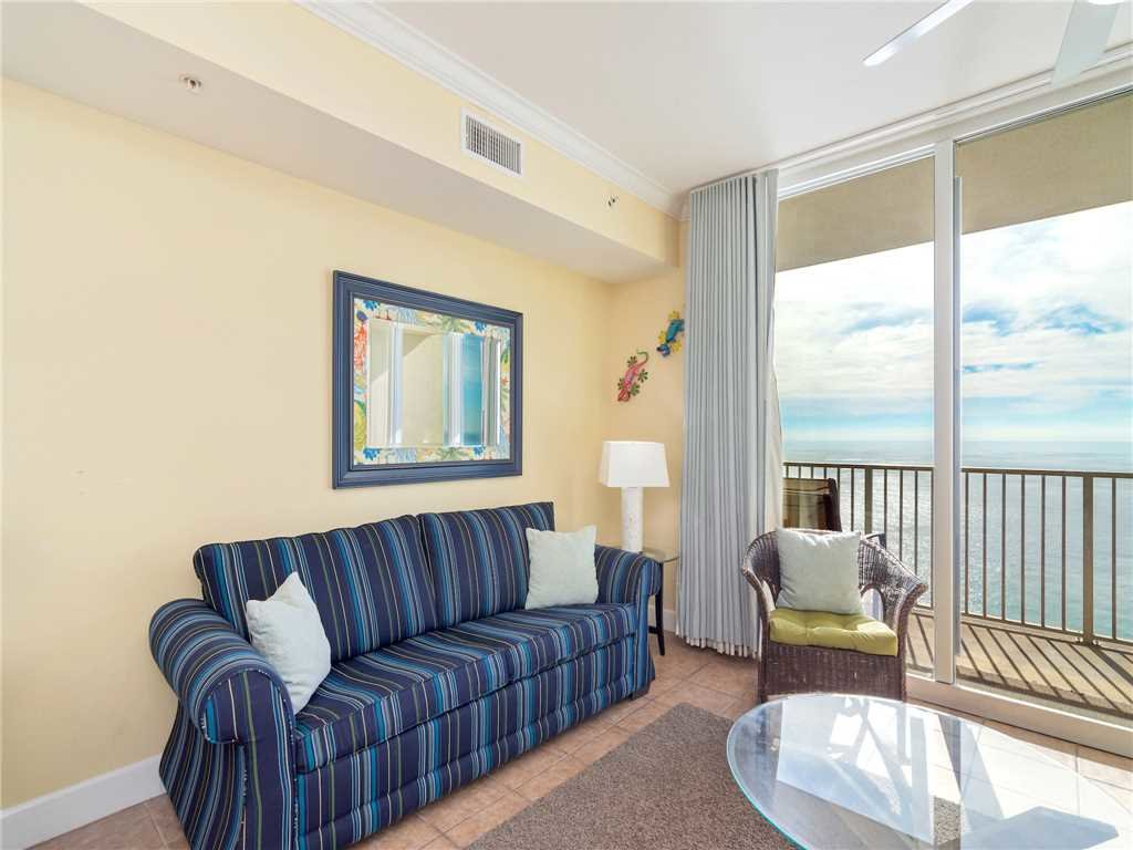 Photo of a Panama City Beach Condo named Tidewater 2214 - This is the fourth photo in the set.