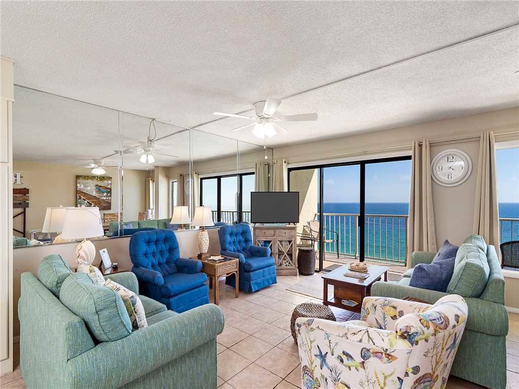 Photo of a Panama City Beach Condo named Summit 1506 - This is the third photo in the set.