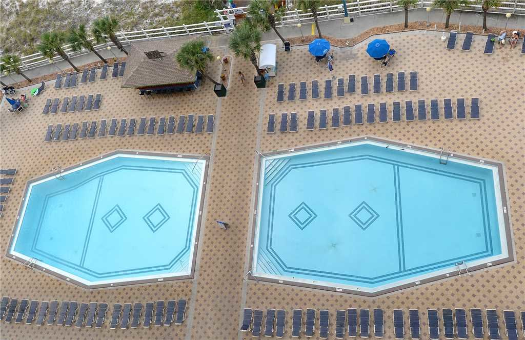 Photo of a Panama City Beach Condo named Summit 1506 - This is the thirty-second photo in the set.