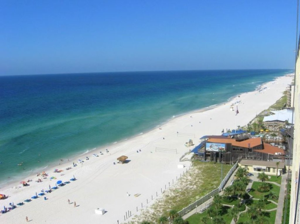 Photo of a Panama City Beach Condo named Summit 1506 - This is the forty-sixth photo in the set.