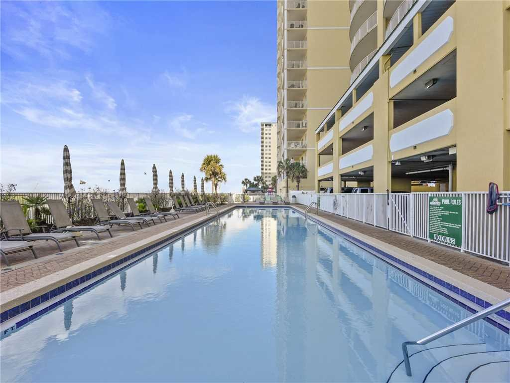 Photo of a Panama City Beach Condo named Twin Palms 405 - This is the second photo in the set.