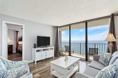 Edgewater Tower 3 1203, 4 Bedrooms, Beach Front, Pool, Gym, Sleeps 12