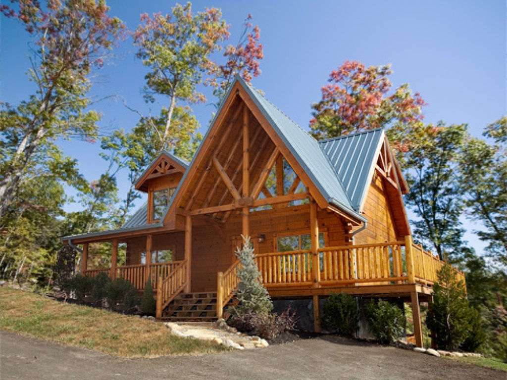 Photo of a Gatlinburg Cabin named Mountain Laurel - This is the seventeenth photo in the set.