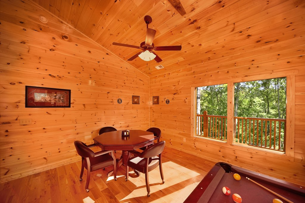 Photo of a Gatlinburg Cabin named Lumberjack Lodge - This is the seventh photo in the set.