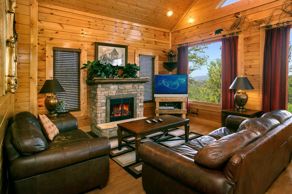 Photo of a Pigeon Forge Cabin named Misty Ridge #68 - This is the eleventh photo in the set.