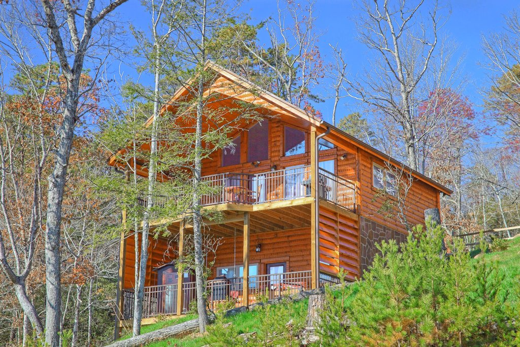 Photo of a Gatlinburg Cabin named Moonstruck - This is the fourteenth photo in the set.