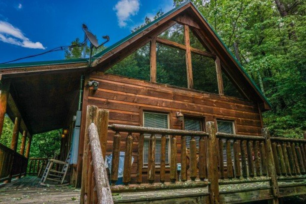 Photo of a Gatlinburg Cabin named Just You And Me Baby - This is the seventeenth photo in the set.