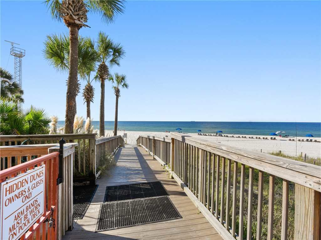Photo of a Panama City Beach Condo named Hidden Dunes 405 - This is the thirtieth photo in the set.