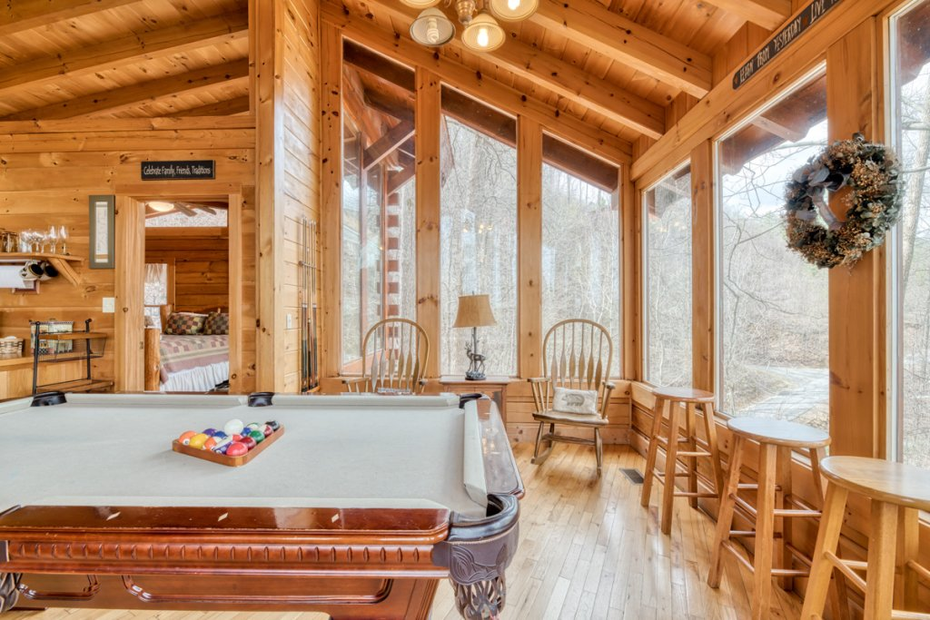 Photo of a Sevierville Cabin named Amazing Grace #25 - This is the thirteenth photo in the set.