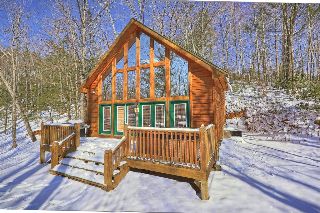 Photo of a Gatlinburg Cabin named Smoky Mountain Romance - This is the fourteenth photo in the set.