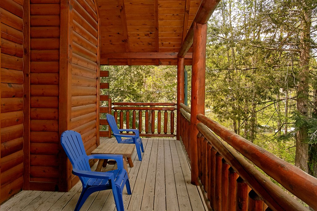 Photo of a Sevierville Cabin named Skinny Dippin - This is the ninth photo in the set.