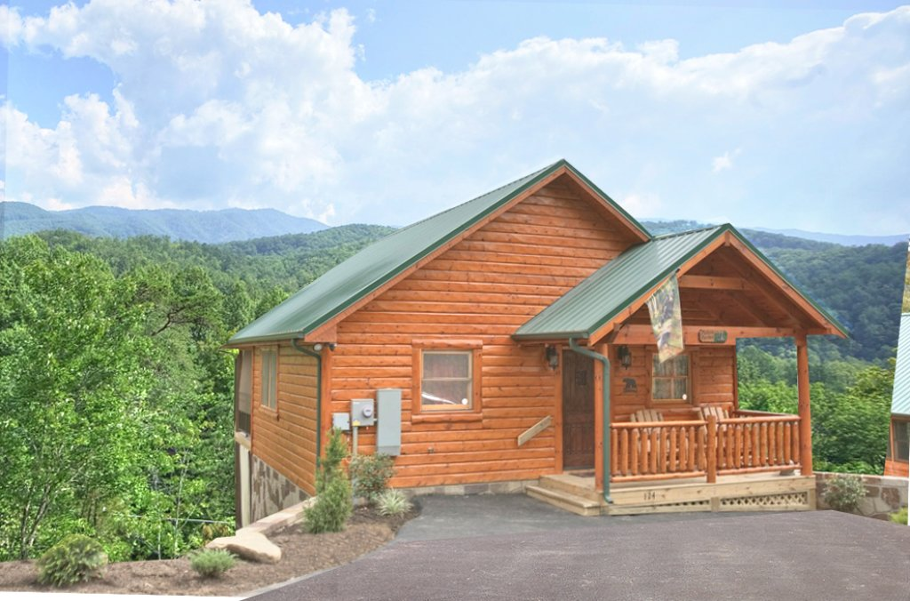 Photo of a Gatlinburg Cabin named Picture Perfect - This is the fourteenth photo in the set.