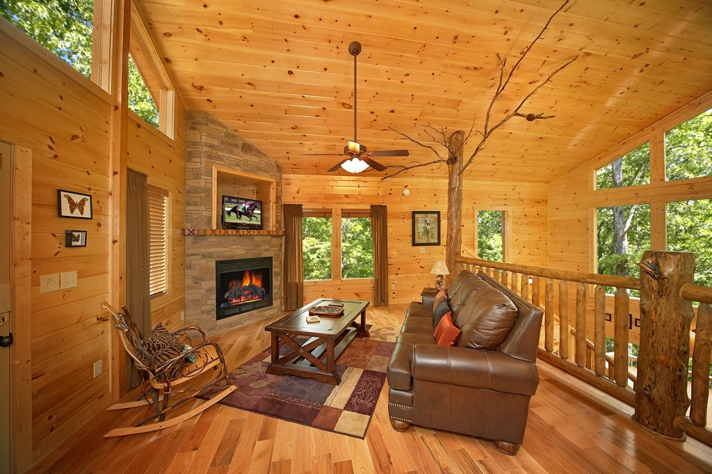 Photo of a Gatlinburg Cabin named Secret Garden - This is the seventh photo in the set.