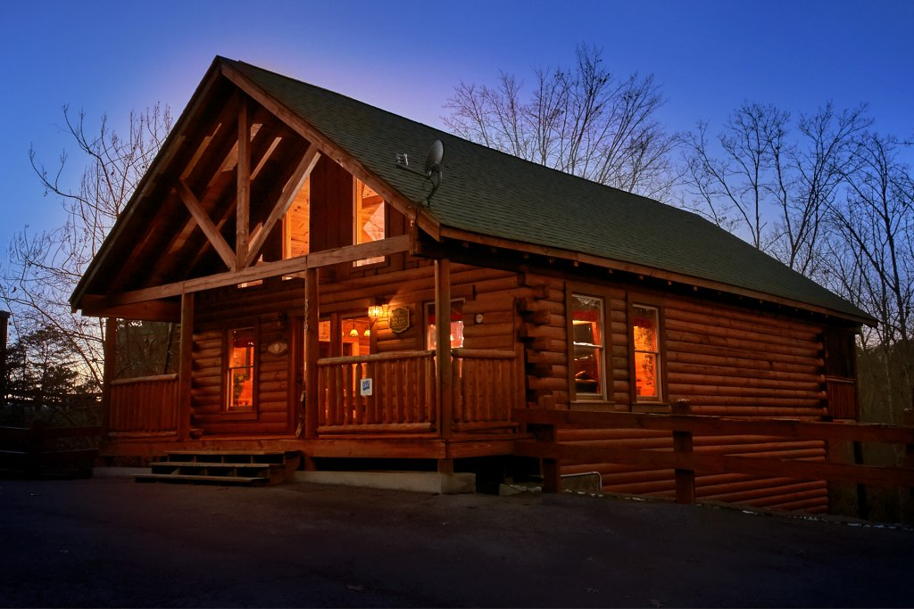 Photo of a Sevierville Cabin named Splish Splash - This is the twelfth photo in the set.