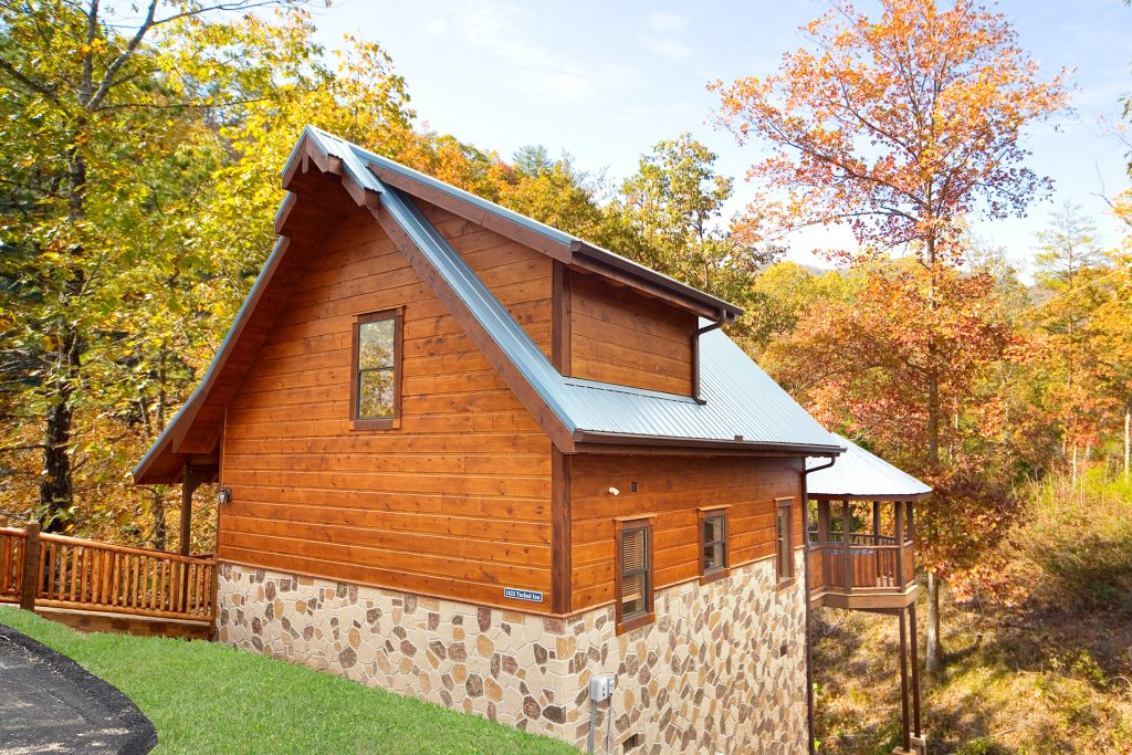 Photo of a Gatlinburg Cabin named Tucked Inn - This is the twelfth photo in the set.