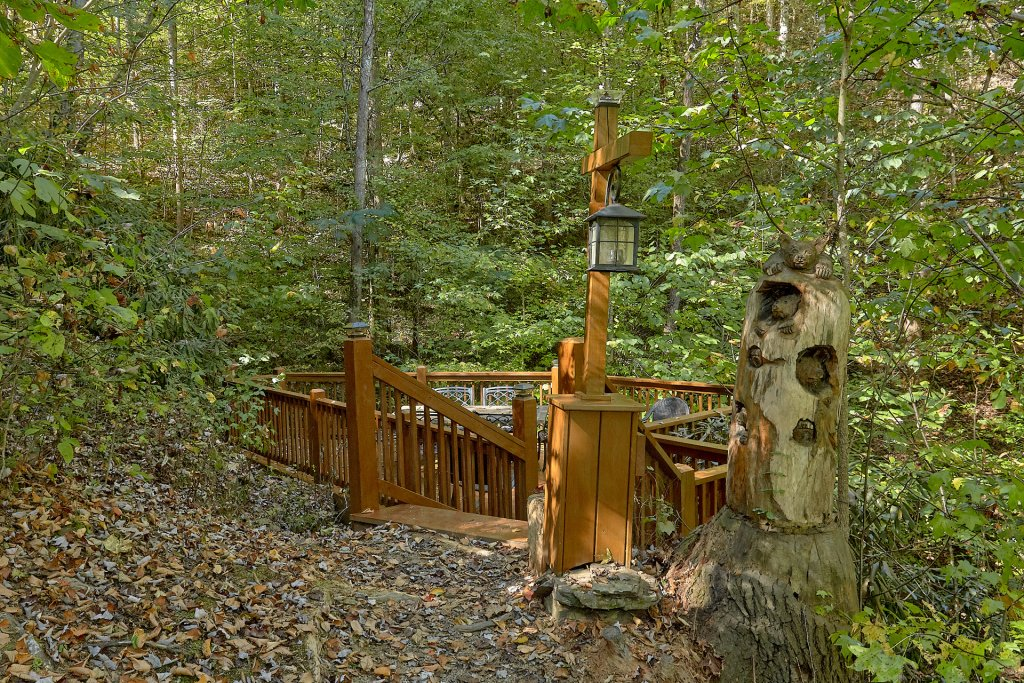 Photo of a Gatlinburg Cabin named Stonebrook Lodge - This is the sixth photo in the set.