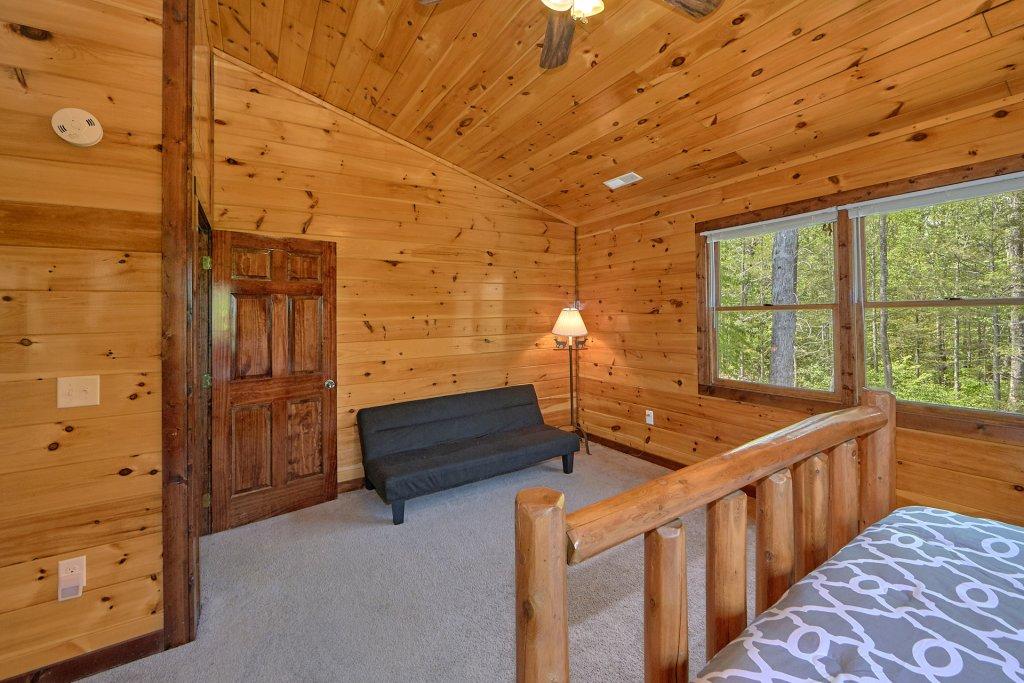 Photo of a Gatlinburg Cabin named Uwoduhi Pool Lodge - This is the twenty-fourth photo in the set.
