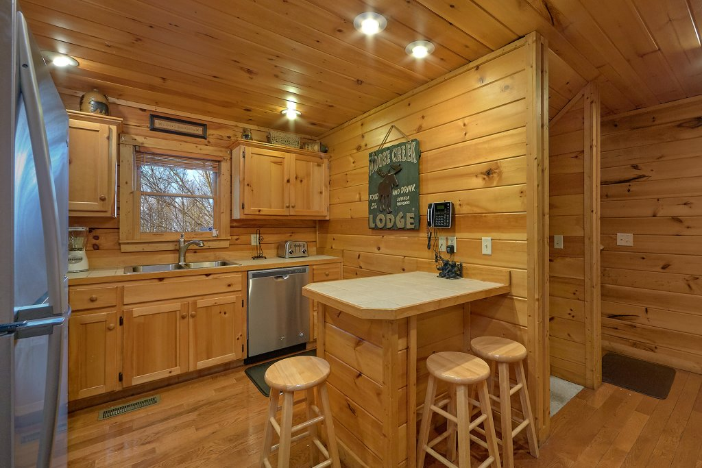Photo of a Gatlinburg Cabin named Gentleman Jack's - This is the twenty-second photo in the set.