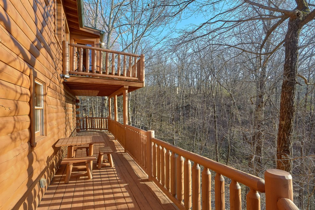 Photo of a Gatlinburg Cabin named Gentleman Jack's - This is the thirty-fifth photo in the set.