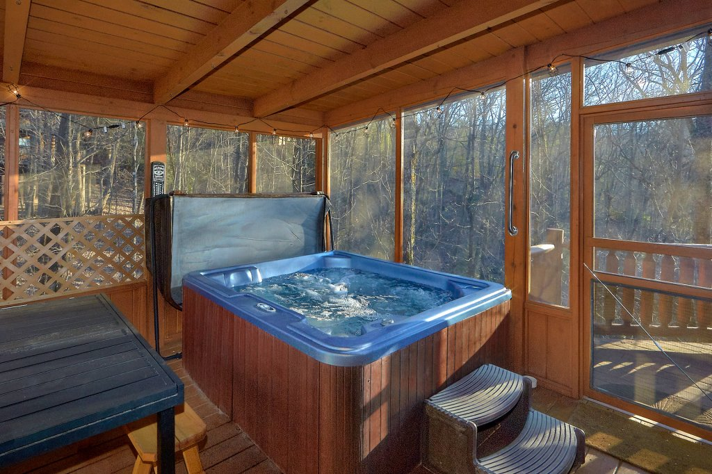 Photo of a Gatlinburg Cabin named Gentleman Jack's - This is the sixth photo in the set.
