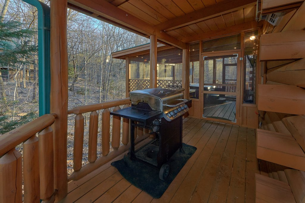 Photo of a Gatlinburg Cabin named Gentleman Jack's - This is the eighth photo in the set.