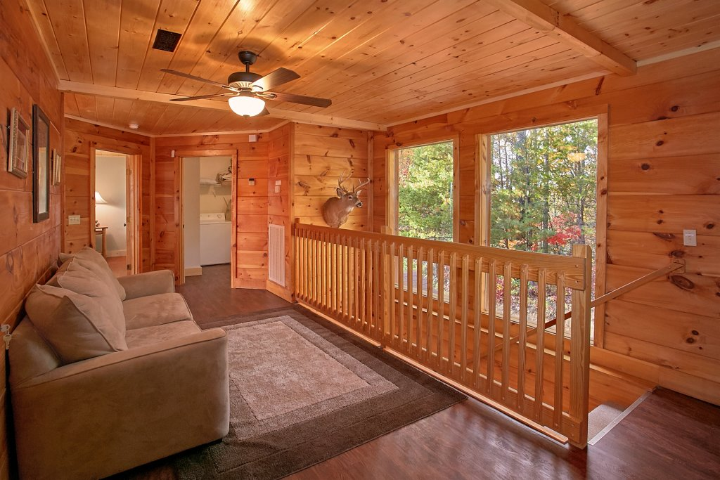 Photo of a Gatlinburg Cabin named Stairway To Heaven - This is the twentieth photo in the set.