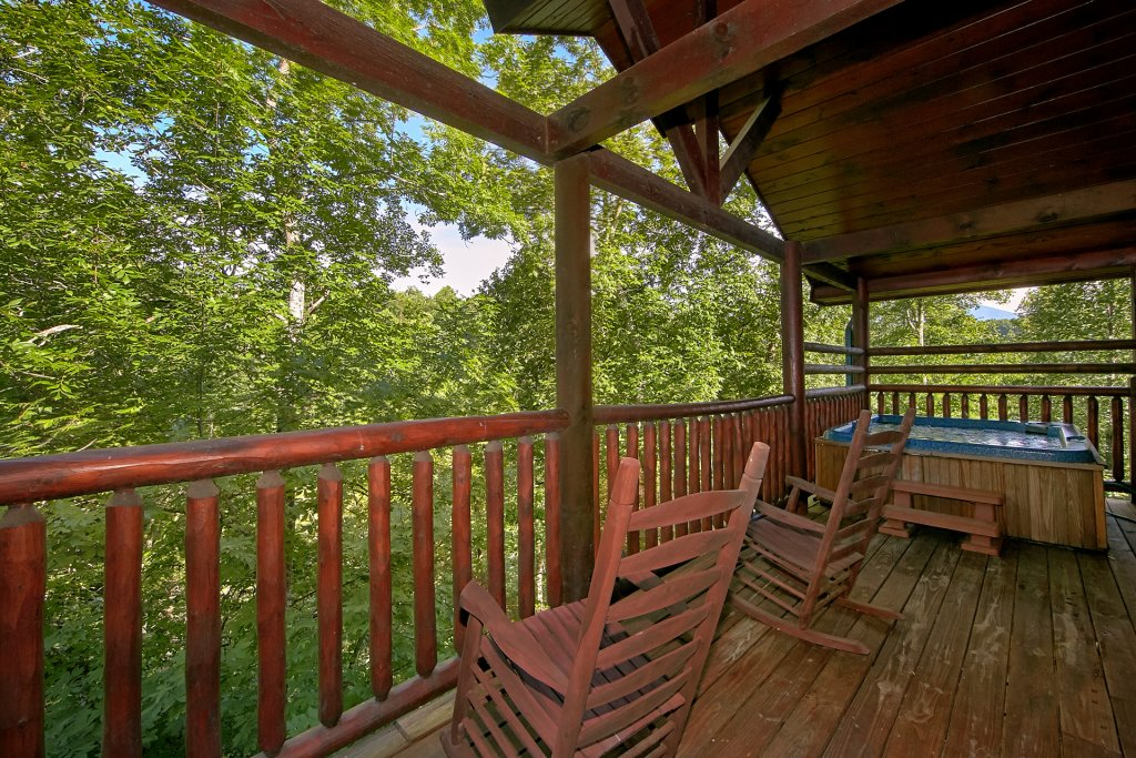 Photo of a Gatlinburg Cabin named Natural Attractions - This is the fifth photo in the set.