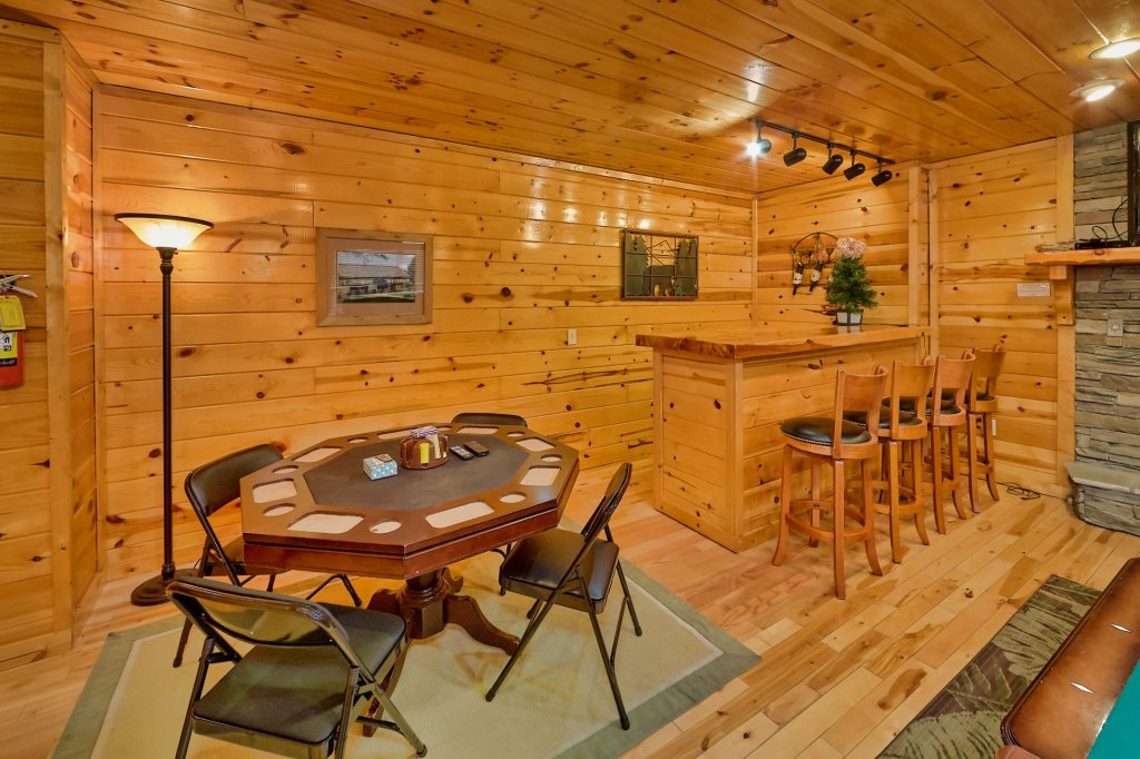 Photo of a Gatlinburg Cabin named Smoky Ridge View - This is the thirteenth photo in the set.