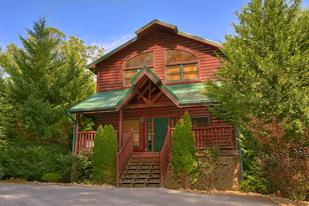 Photo of a Gatlinburg Cabin named Natural Attractions - This is the fourteenth photo in the set.