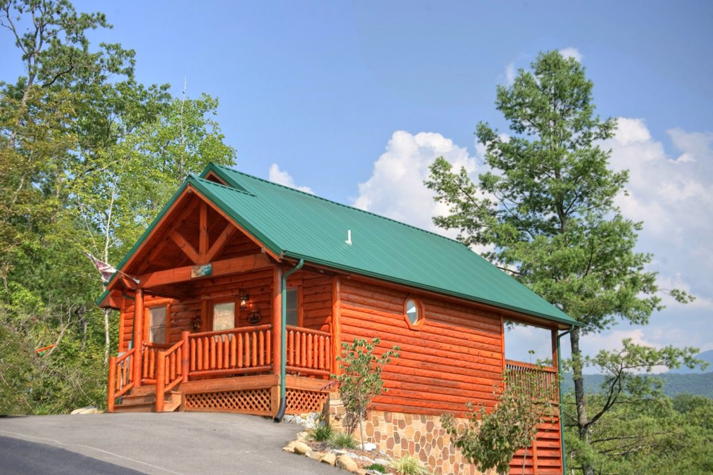 Photo of a Gatlinburg Cabin named Tree Tops - This is the fifteenth photo in the set.