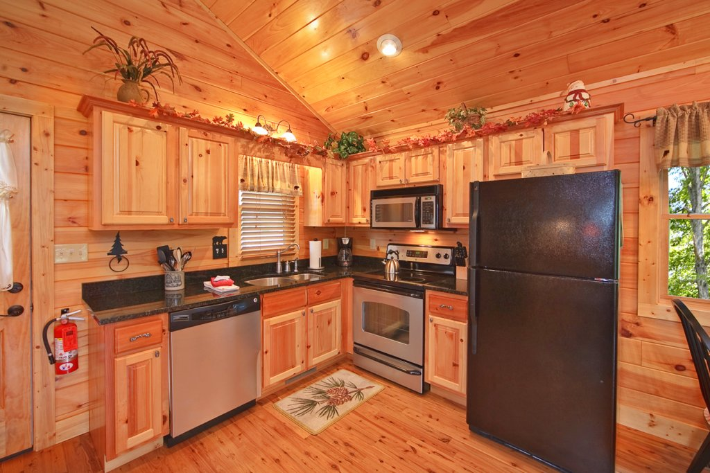 Photo of a Gatlinburg Cabin named Tree Tops - This is the eleventh photo in the set.