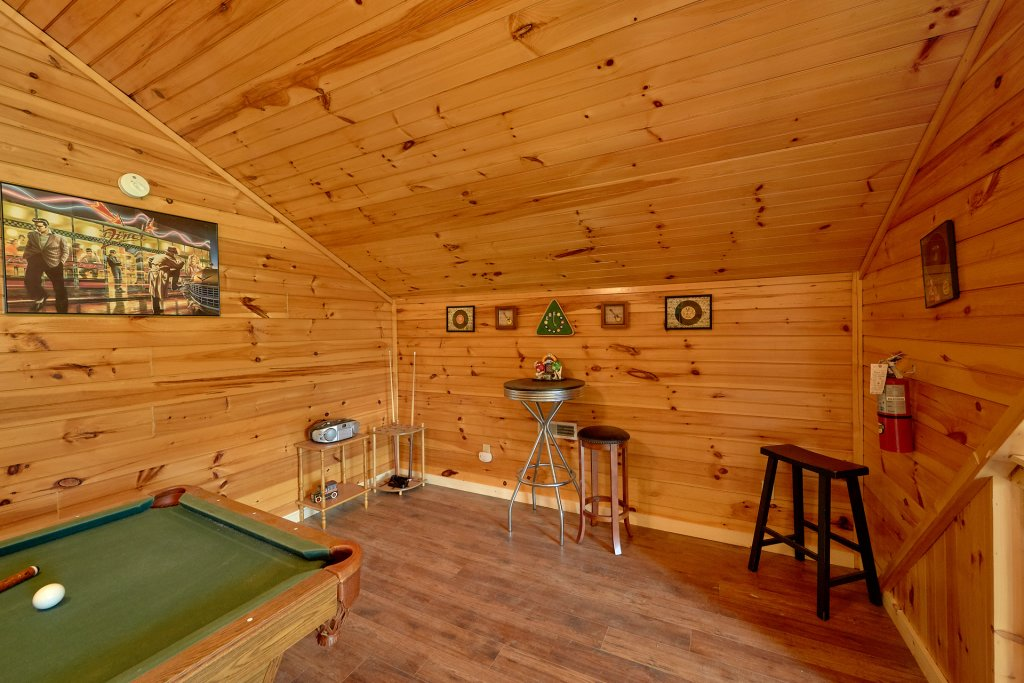 Photo of a Gatlinburg Cabin named Romantic Views - This is the seventh photo in the set.