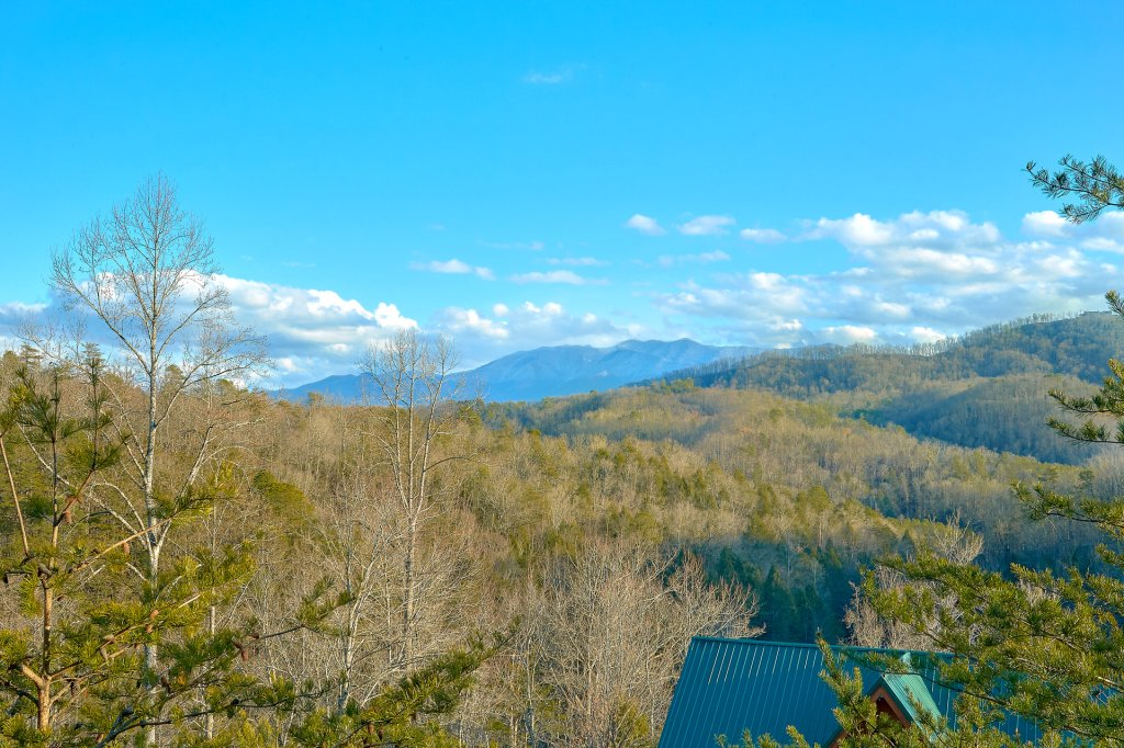 Photo of a Pigeon Forge Cabin named Reindeer Bay - This is the eighth photo in the set.