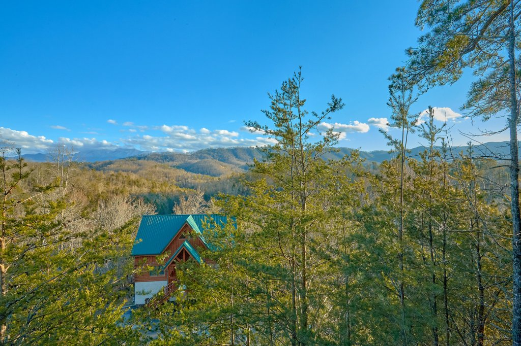 Photo of a Pigeon Forge Cabin named Reindeer Bay - This is the ninth photo in the set.