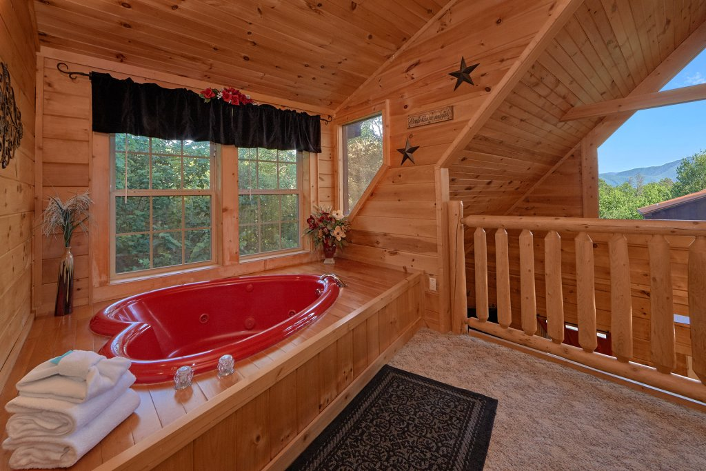 Photo of a Gatlinburg Cabin named Pool Time Paradise - This is the eleventh photo in the set.
