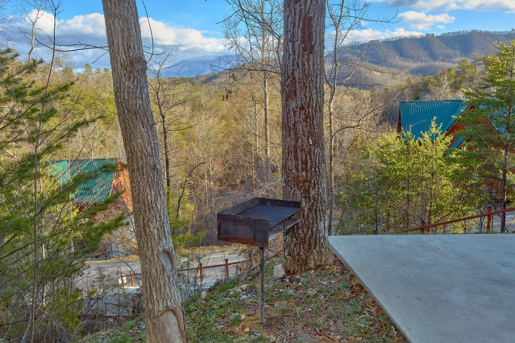 Photo of a Pigeon Forge Cabin named Reindeer Bay - This is the thirteenth photo in the set.