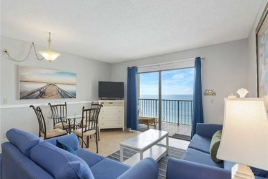 Summit 913, 1 Bedroom, Beachfront, Wi-fi, Pool, Sleeps 6