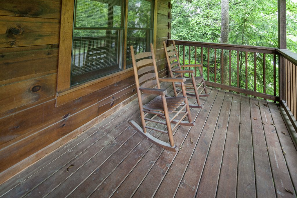 Photo of a Pigeon Forge Cabin named  Treasured Times - This is the two thousand six hundred and ninety-third photo in the set.