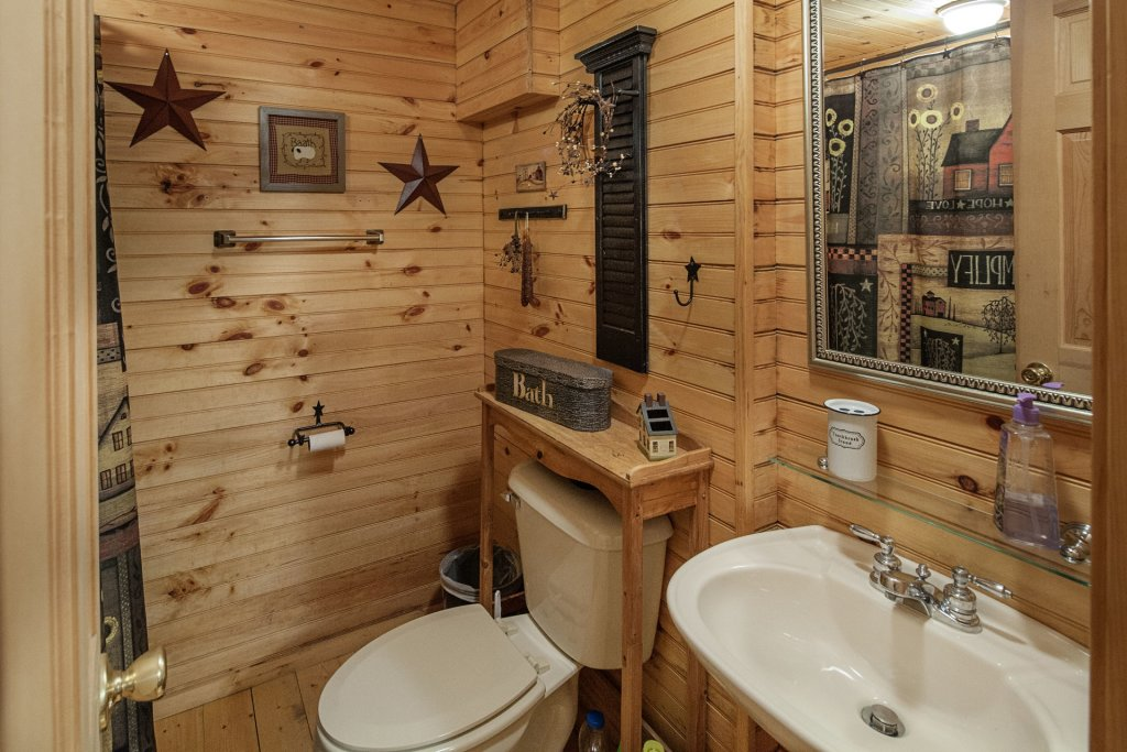 Photo of a Pigeon Forge Condo named  Jalyn's Treehouse - This is the nine hundred and seventy-sixth photo in the set.