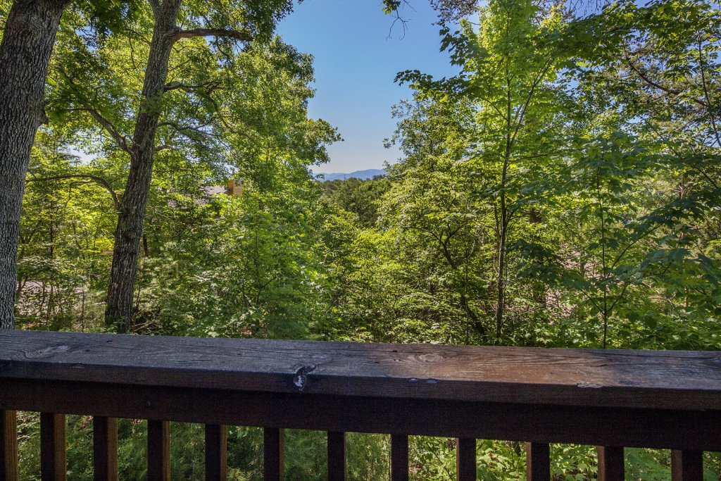 Photo of a Pigeon Forge Cabin named  Best Of Both Worlds - This is the one thousand nine hundred and forty-second photo in the set.