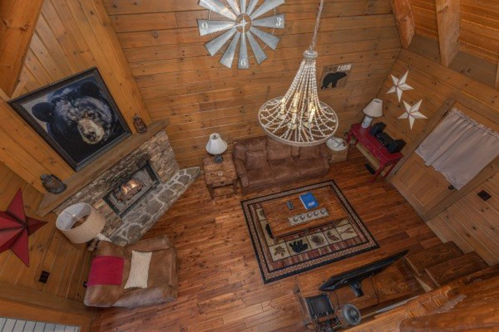 Photo of a Sevierville Cabin named 2 Cute - This is the fourteenth photo in the set.
